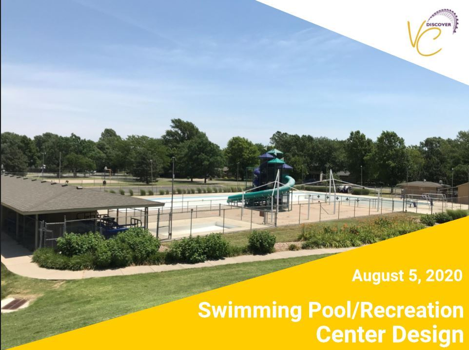 8-5-20 Pool/Rec Town Hall Presentation