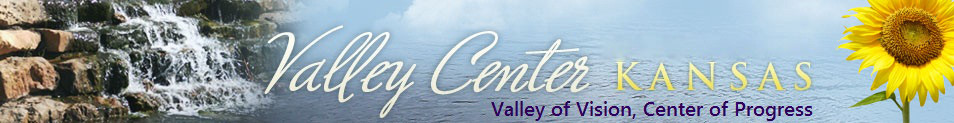 City of Valley Center, KS - Home Page